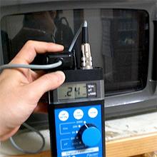オールアース住宅電磁波測定